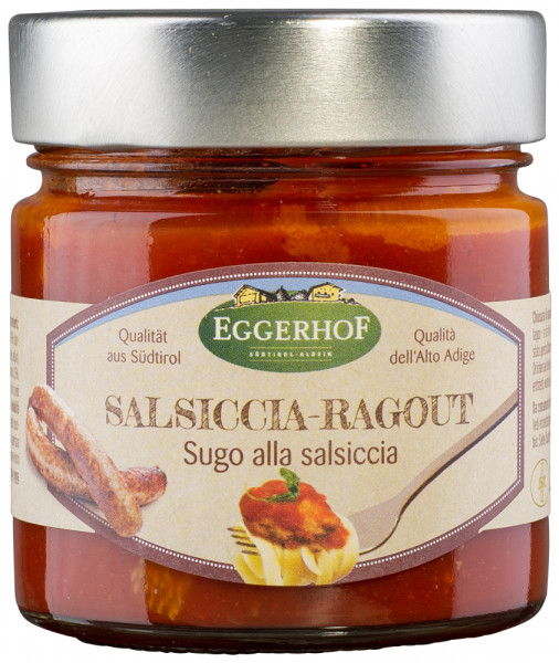 Salsiccia - Ragout - Eggerhof