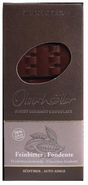 Cioccolato fondente 70% - Oberhöller