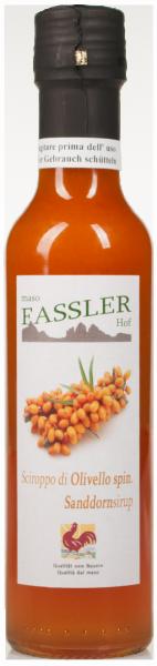 Sciroppo di olivello spinoso - Fasslerhof