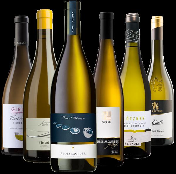 """Selezione """"Pinot Bianco"""" - Meraner Weinhaus"""
