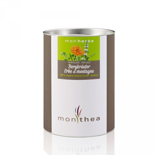 Monherbs Kräuter Tee Bio