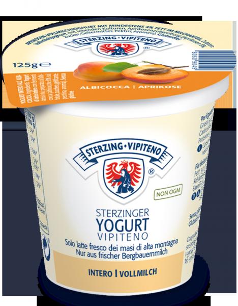 Albicocca Yogurt intero