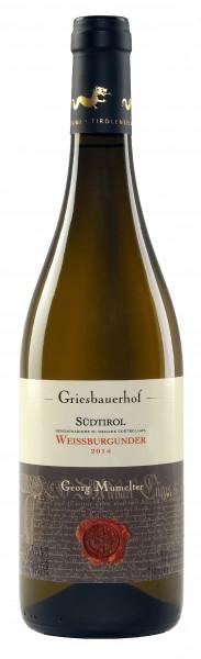 Pinot Bianco 2018 - Weingut Griesbauerhof
