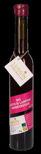 Aceto di lamponi Bio - Luggin
