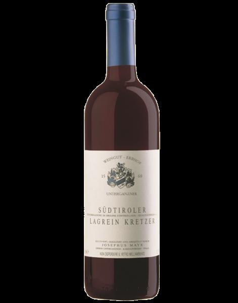 Lagrein Kretzer Vendemmia Tardiva 2020 - Weingut Unterganzner