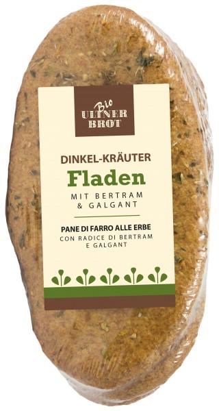 Dinkel - Kräuterfladen Bio