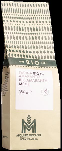 Amaranthmehl glutenfrei Bio - Meraner Mühle