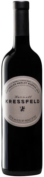 "Merlot Riserva ""Vigna Kressfeld"" 2015 - Weingut Kornell"