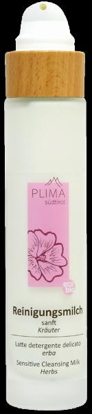 Latte detergente delicato Erbe Bio - Plima Südtirol