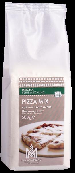 Miscela per pizza - Meraner Mühle