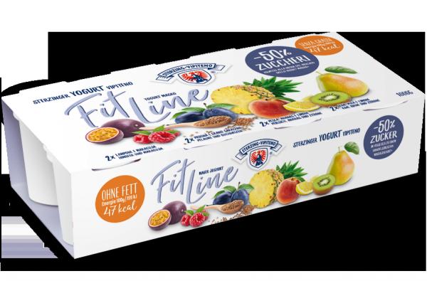 Magro Yogurt mix di frutta FitLine - Milchhof Sterzing