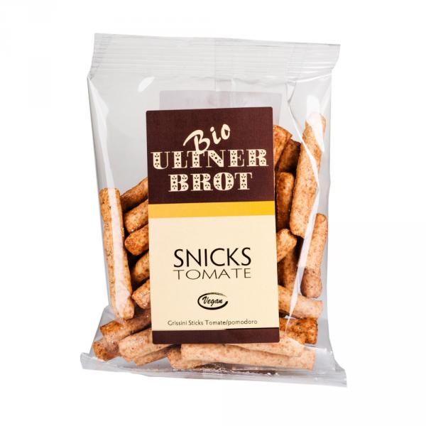 Snicks Tomate Bio - Ultner Brot