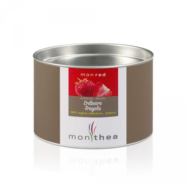 Monred Erdbeere Tee