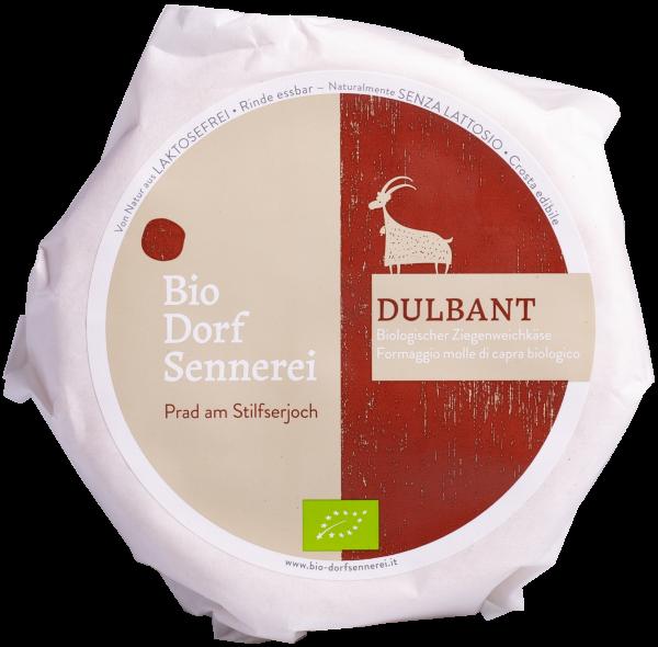 """Formaggio di capra """"Dulbant"""" a pasta molle - Sennerei Prad"""