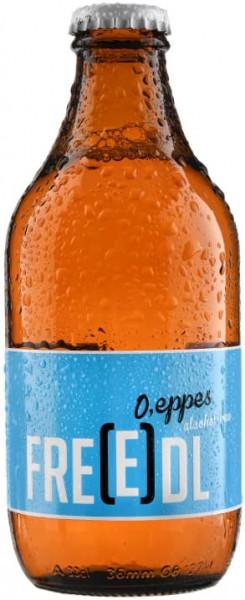 """""""FRE[E]DL"""" Bier alkoholfrei - Pfefferlechner"""
