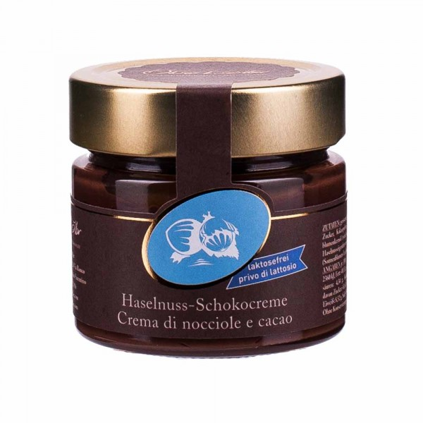 Schokoladecreme Haselnuss - laktosefrei