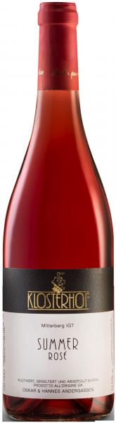 """Blauburgunder Rosé """"Summer"""" 2018"""