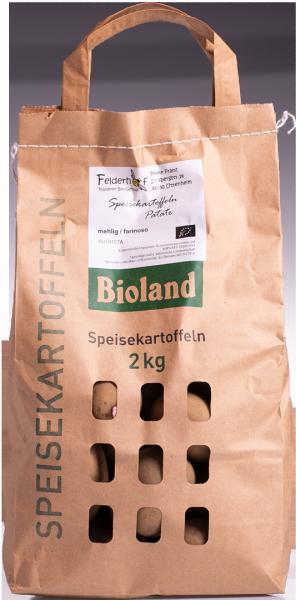 "Kartoffeln ""Augusta"" Bio - Felderhof"