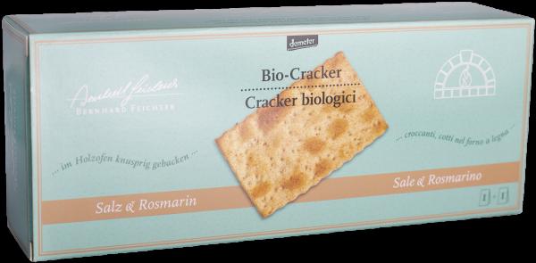 Biocracker Salz & Rosmarin - Feichter Bernhard