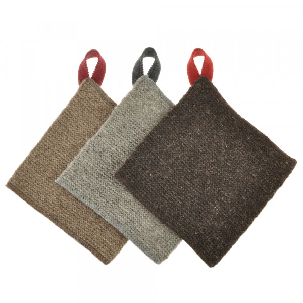 Topflappen Wolle - Pur Manufactur