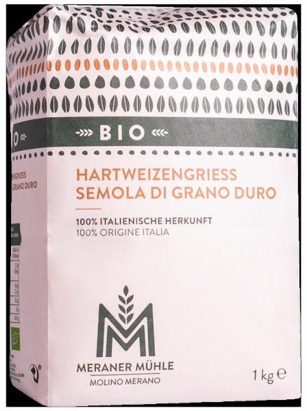 Semola di grano duro Bio - Meraner Mühle