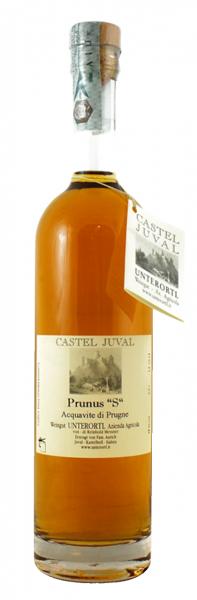 """Acquavite di prugne """"Prunus"""" - Weingut Unterortl"""