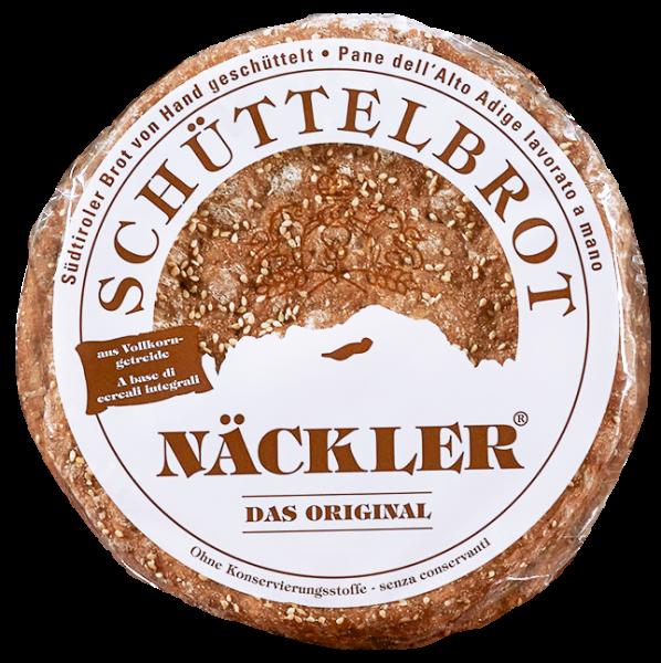 Pane croccante con farina integrale - Näckler Schüttelbrot