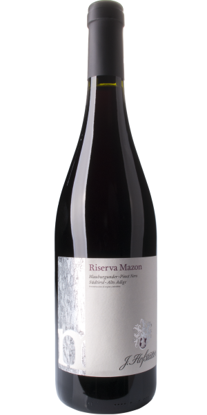 Pinot Nero Riserva Mazon 2017 - Weingut J. Hofstätter