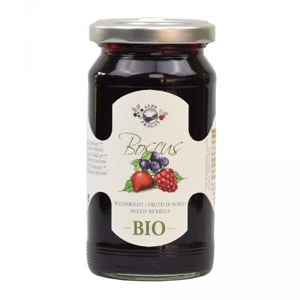 Fruchtaufstrich Waldfrüchte Bio