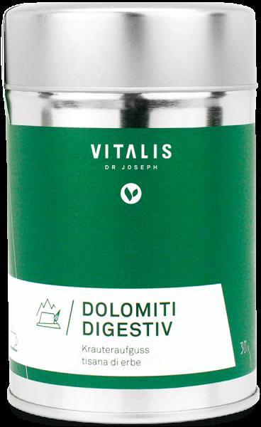 """Kräuteraufguss """"Dolomiti Digestif"""" - Vitalis Dr. Joseph"""