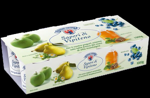Vollmilchjoghurt Früchte klassisch - Milchhof Sterzing