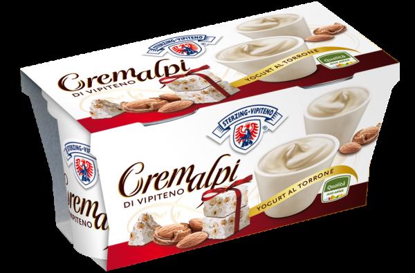 Torrone yogurt Cremalpi - Milchhof Sterzing