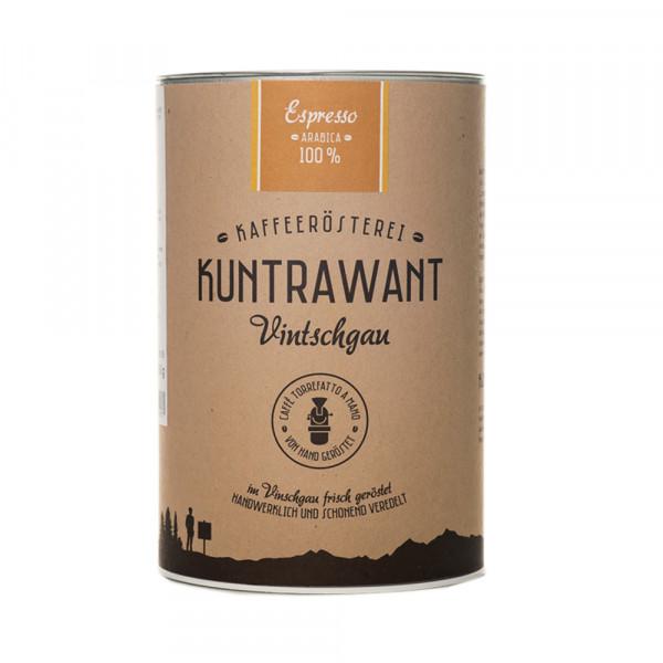 Espresso 100% Arabica Vitea macinato Bio - Kuntrawant