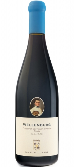 "Cuvée rossa ""Wellenburg"" 2017 - Weingut Baron Longo"