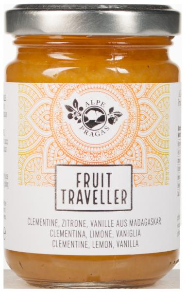 Clementine, Zitrone & Vanille Fruit Traveller Fruchtaufstrich