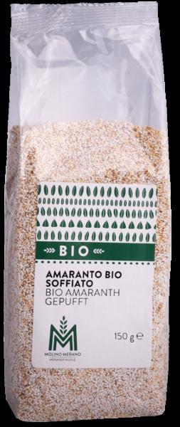 Amaranto soffiato Bio - Meraner Mühle