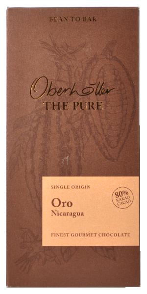 """Cioccolata gourmet Oro"""" 80%"""