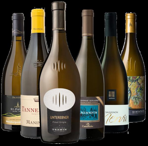"""I migliori vini bianchi"" - Meraner Weinhaus"