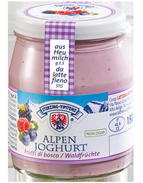 Waldfrüchte Alpenjoghurt