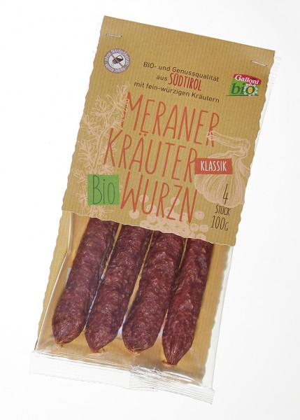 Kräuterwurzen klassisch Bio - Galloni Meran/o