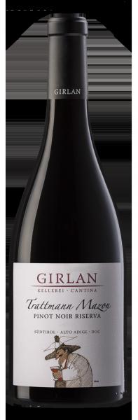 Pinot Nero Flora Trattmann 2016