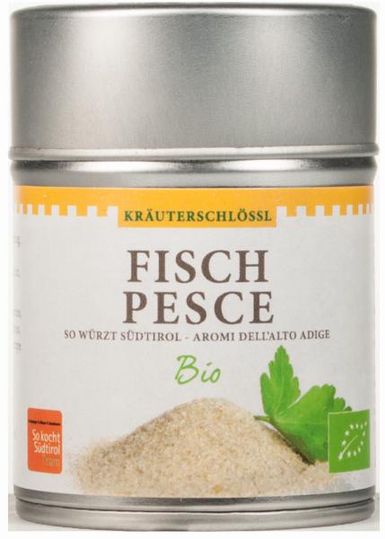 Mix di spezie per Pesce Bio - Südtiroler Kräuterschlössl