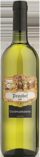 Moscato giallo 2019 - Weingut Popphof
