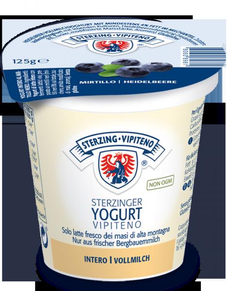 Mirtillo Yogurt intero
