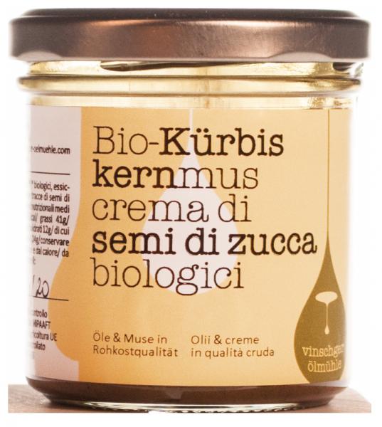 Crema di semi di zucca Bio - Vinschger Ölmühle - Moleshof