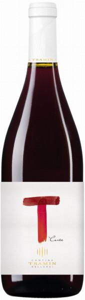 "Cuvée Rosso ""T"" 2019 - Kellerei Tramin"