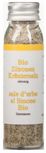 Zitronenkräutersalz Bio - Südtiroler Kräuterschlössl