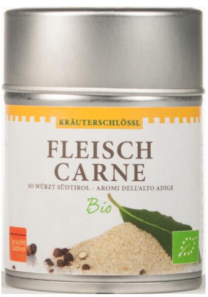 Mix di spezie per Carne Bio - Südtiroler Kräutergold