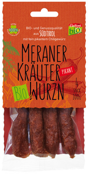 """Kräuterwurzen """"pikant"""" Bio - Galloni Meran/o"""