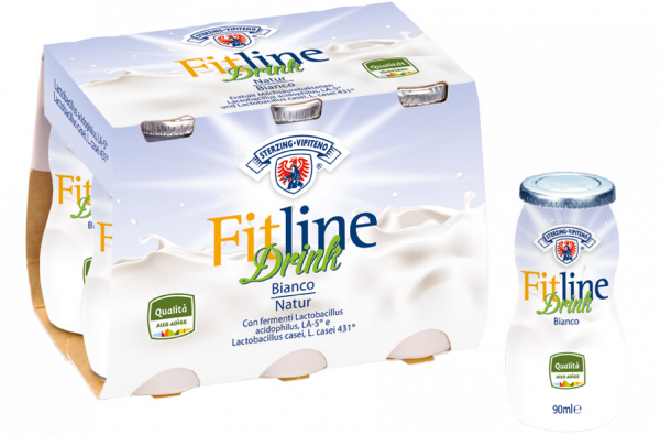 Drink bianco FitLine - Milchhof Sterzing